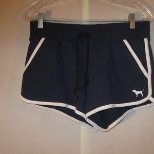 Victoria's Secret Pink Sweat Gym Shorts M